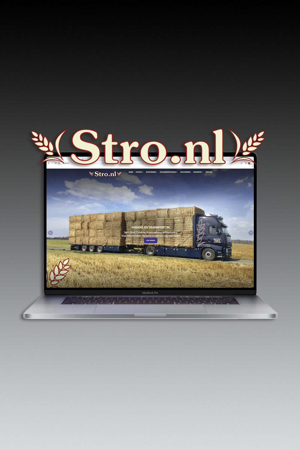 Stro.nl / Maas & Waal Fourage en Transport